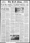 The B.G. News December 6, 1957