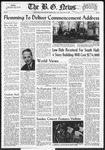 The B.G. News January 10, 1958