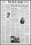 The B.G. News January 24, 1958