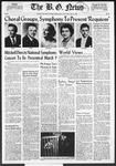 The B.G. News February 21, 1958