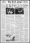 The B.G. News February 25, 1958