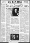 The B.G. News March 7, 1958
