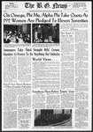 The B.G. News March 11, 1958