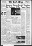 The B.G. News March 18, 1958