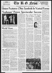 The B.G. News March 25, 1958