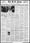 The B.G. News April 15, 1958
