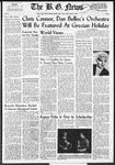 The B.G. News April 18, 1958