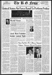 The B.G. News April 22, 1958