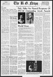 The B.G. News April 25, 1958