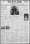 The B.G. News May 2, 1958