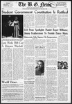 The B.G. News May 9, 1958