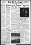 The B.G. News May 13, 1958