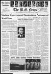 The B.G. News May 16, 1958