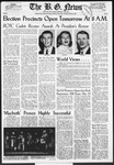 The B.G. News May 20, 1958