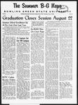 The Summer B-G News August 14, 1958