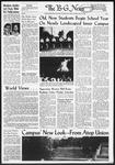 The B-G News September 23, 1958