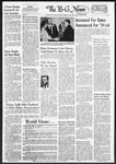 The B-G News September 26, 1958