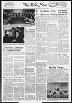 The B-G News September 30, 1958