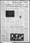 The B-G News October 3, 1958