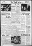 The B-G News October 7, 1958
