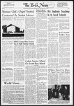 The B-G News October 10, 1958