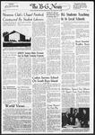 The B-G News October 10, 1958