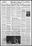 The B-G News October 14, 1958