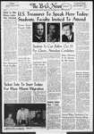 The B-G News October 17, 1958