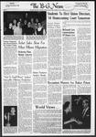 The B-G News October 21, 1958