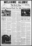 The B-G News October 24, 1958