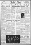 The B-G News October 28, 1958