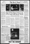 The B-G News October 31, 1958