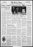 The B-G News November 10, 1958