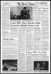 The B-G News November 18, 1958