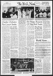 The B-G News November 21, 1958