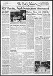 The B-G News November 25, 1958