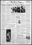 The B-G News January 9, 1959