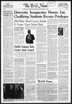 The B-G News January 16, 1959