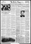 The B-G News January 20, 1959