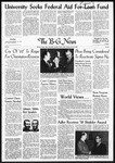 The B-G News January 23, 1959