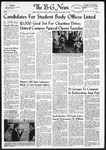 The B-G News March 13, 1959