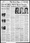 The B-G News March 17, 1959