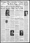 The B-G News March 20, 1959