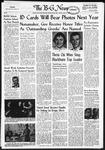 The B-G News April 21, 1959