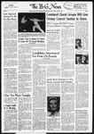 The B-G News April 24, 1959