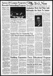 The B-G News May 1, 1959