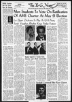 The B-G News May 12, 1959