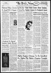 The B-G News May 15, 1959