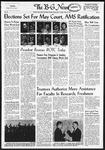 The B-G News May 19, 1959