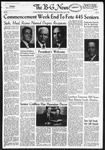 The B-G News June 5, 1959